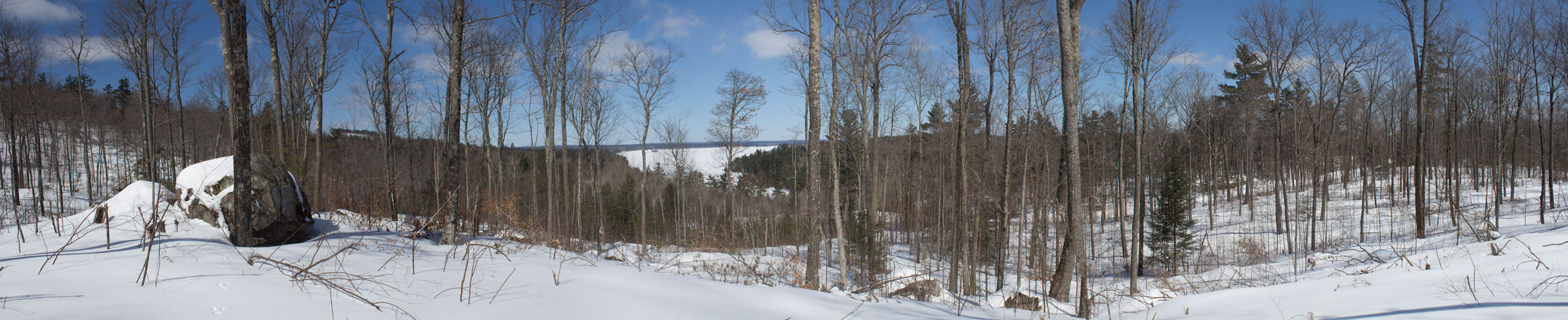 Panorama View of Calabogie Lake